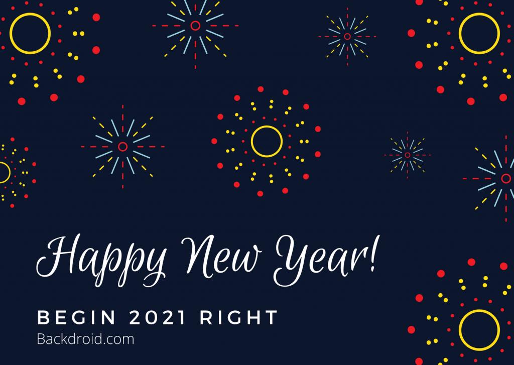 Best apps for 2021 , happy new year