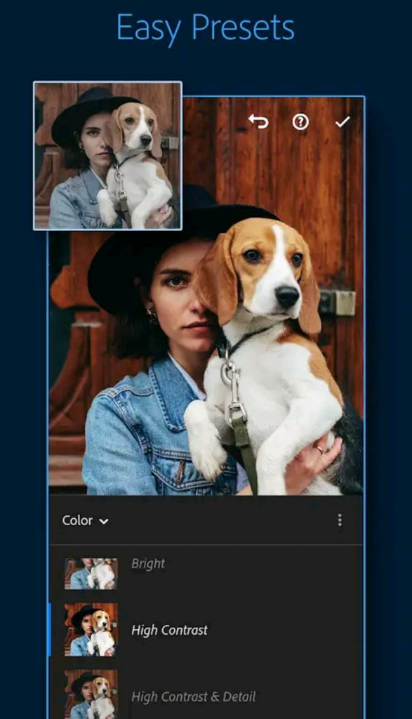 Adobe Lightroom best app for 2021